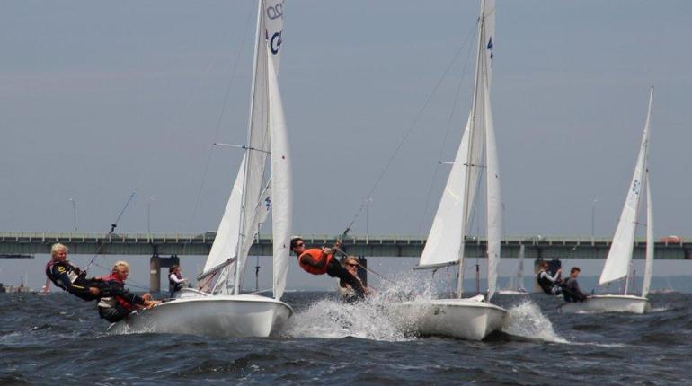 Sail Newport Youth Challenge