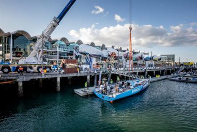 Vestas 11th Hour Racing Back on the Water