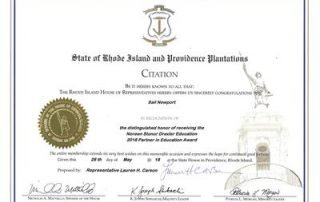 State of Rhode Island and Providence Plantations Citation