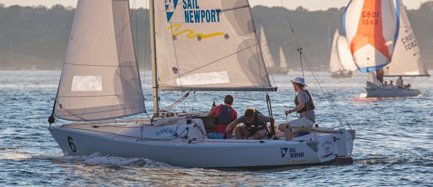Adult Sailing Programs