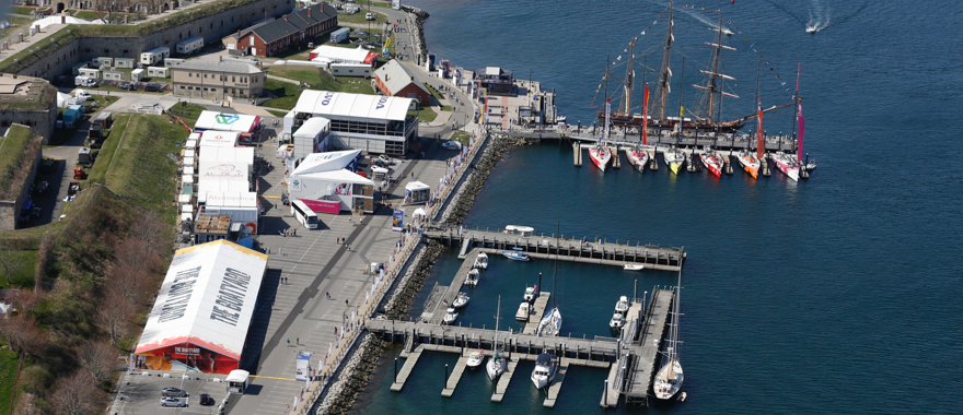 Event dockage