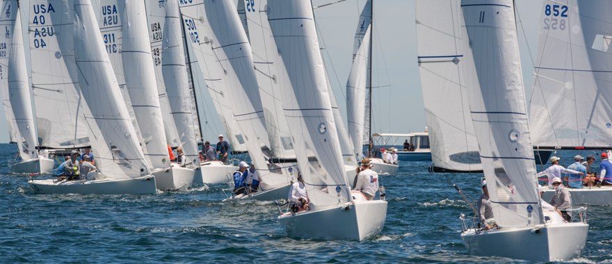 Host a regatta at Sail Newport