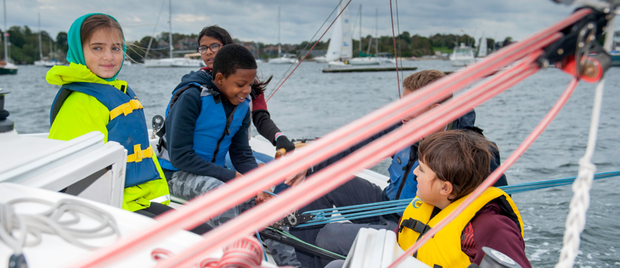 Pell School Sailing