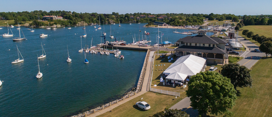 Host an event at Sail Newport