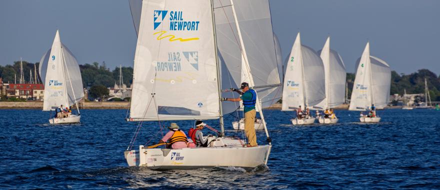 Elder Sailing Program