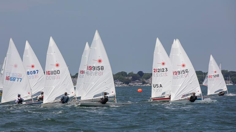 Laser Masters Atlantic Coast Championship